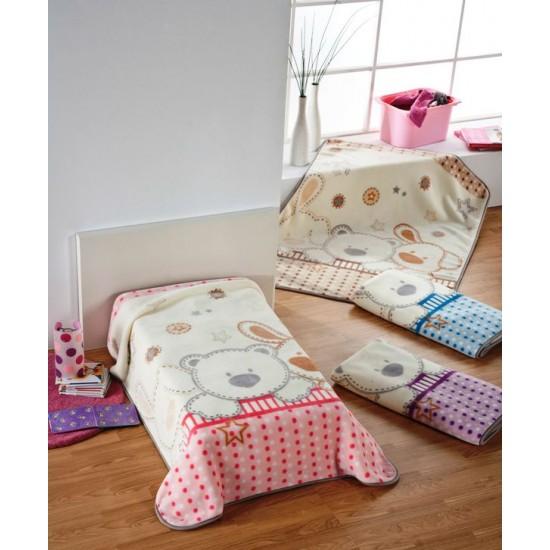 Posteľné obliečky BABY KREP 114A