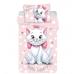 Posteľné obliečky BABY DISNEY MARIE CAT DOTS