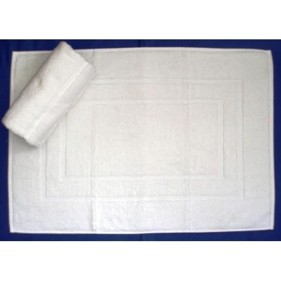 Kúpeľňová predložka froté EMA biela