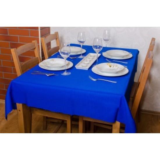Obrus Teflon 140x180 01 parížska modrá