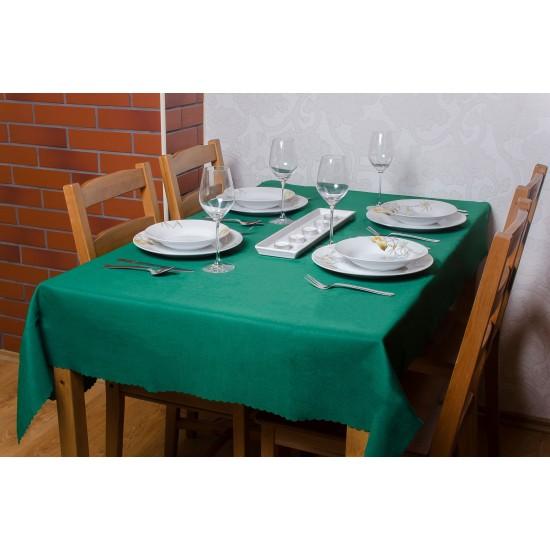 Obrus Teflon 120x140 01 zelený