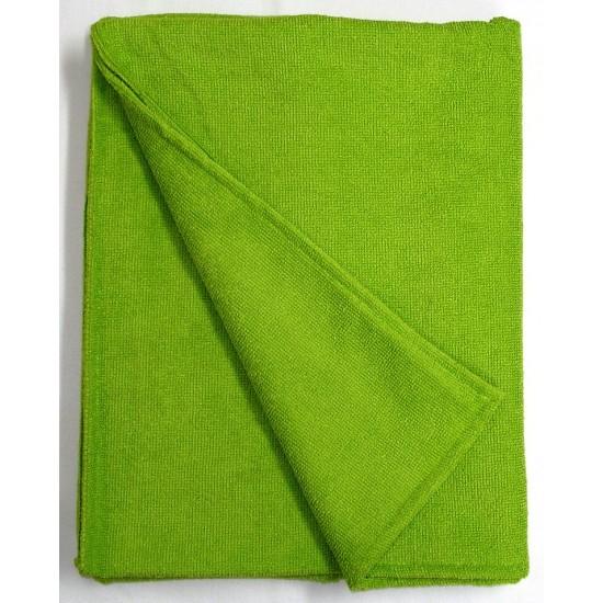 Osuška MIKRO SPORT zelená