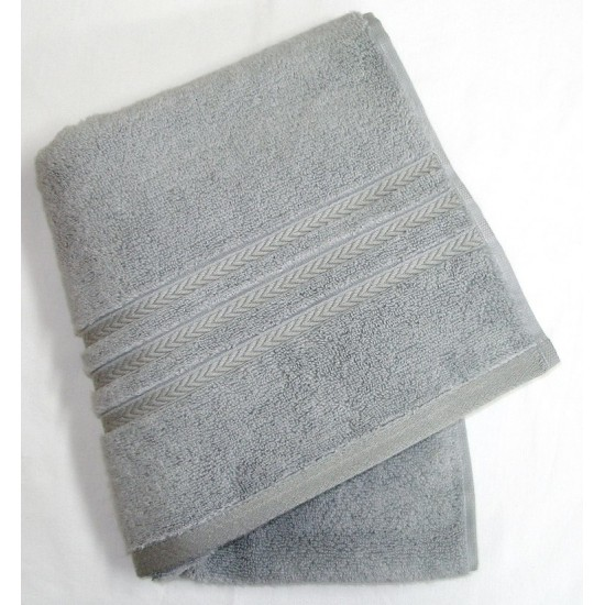 Osuška MONAKO - mikrobavlna sivá