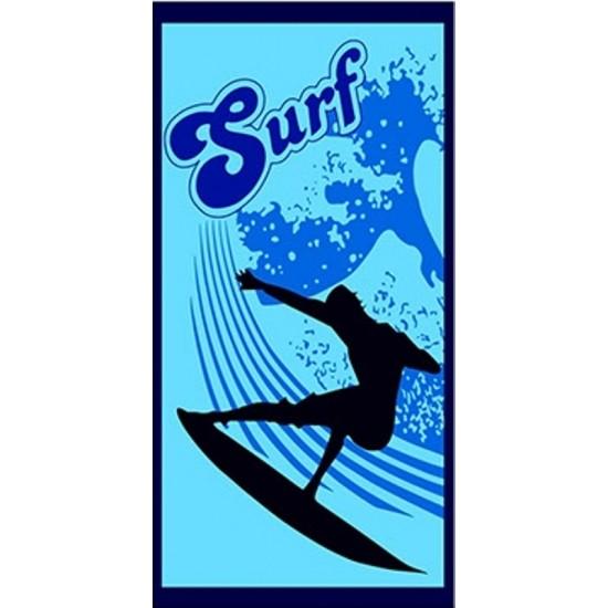 Osuška FOTOTLAČ SURF